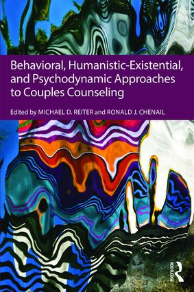 Behavioral, Humanistic-Existential, and Psychodynamic Approaches to Couples Counseling (Paperback) book cover