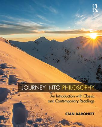 Journey into Philosophy: An Introduction with Classic and Contemporary Readings book cover