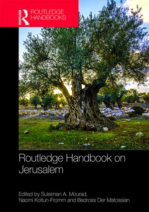 Routledge Handbook on Jerusalem book cover