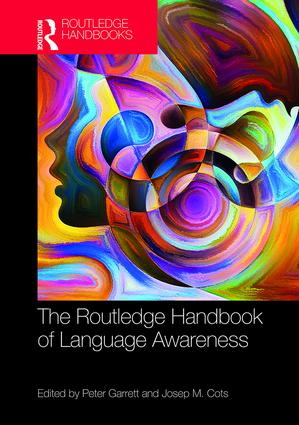 The Routledge Handbook of Language Awareness book cover