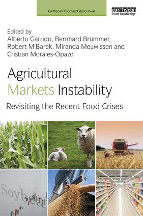Agricultural Markets Instability: Revisiting the Recent Food Crises book cover