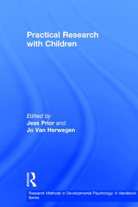 The use of semi-structured interviews with young children