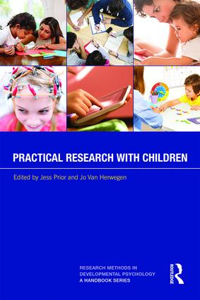 Practical Research with Children book cover
