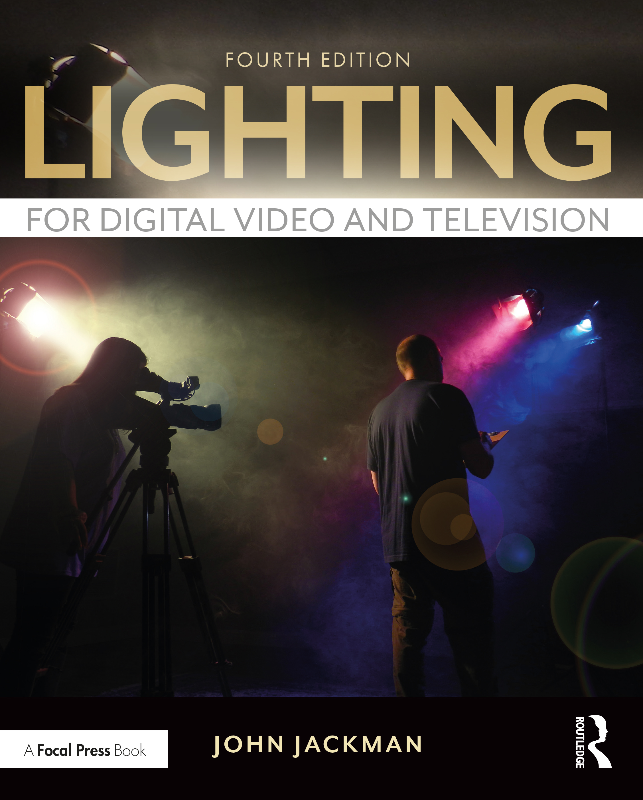 Lighting for Digital Video and Television book cover
