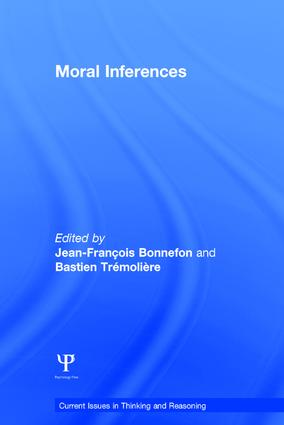 Moral Inferences: 1st Edition (Hardback) book cover
