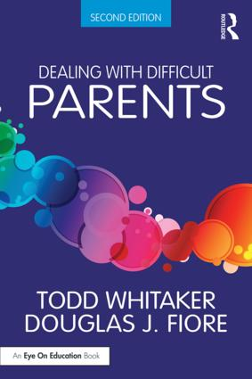 Dealing with Difficult Parents book cover