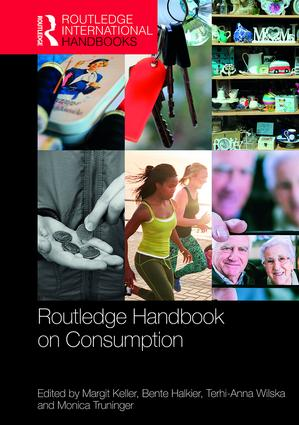 Routledge Handbook on Consumption (Hardback) book cover