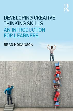Developing Creative Thinking Skills: An Introduction for Learners book cover