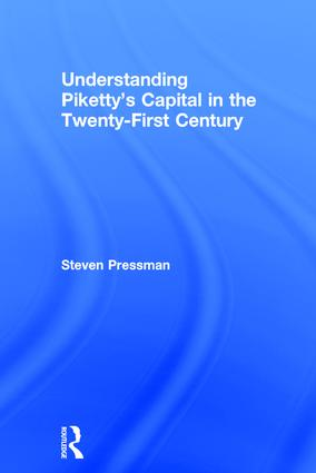 Understanding Piketty's Capital in the Twenty-First Century: 1st Edition (Hardback) book cover