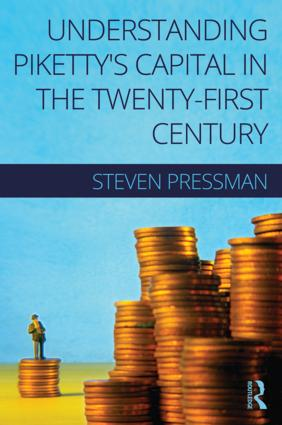 Understanding Piketty's Capital in the Twenty-First Century: 1st Edition (e-Book) book cover