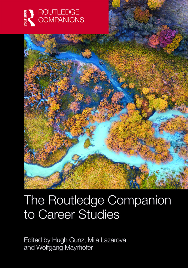 The Routledge Companion to Career Studies book cover