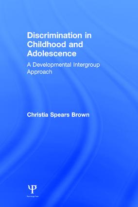 Discrimination in Childhood and Adolescence