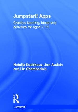 Jumpstart! Apps: Creative learning, ideas and activities for ages 7–11 book cover