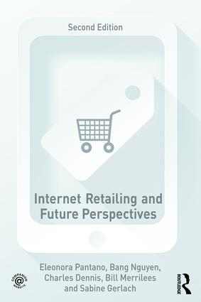 Internet Retailing and Future Perspectives: 2nd Edition (Paperback) book cover