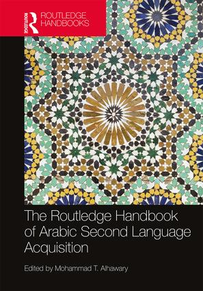 Routledge Handbook of Arabic Second Language Acquisition book cover