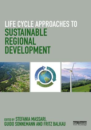 Life Cycle Approaches to Sustainable Regional Development book cover