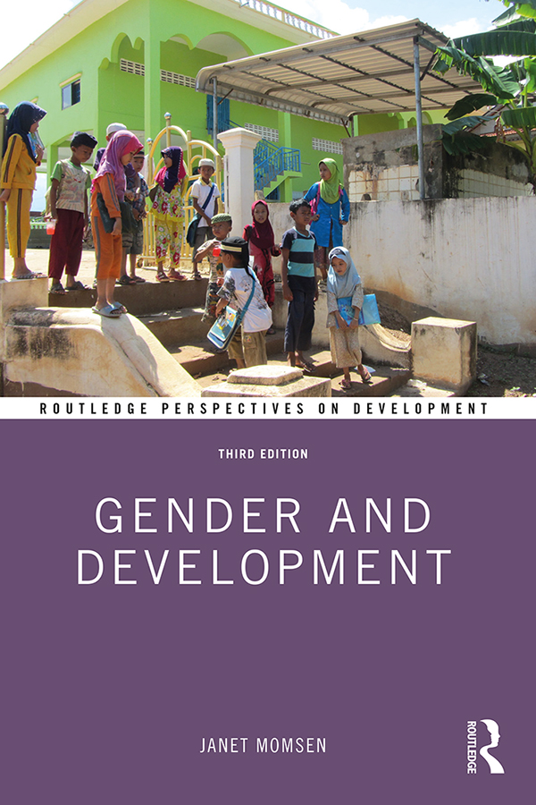 Gender and Development book cover