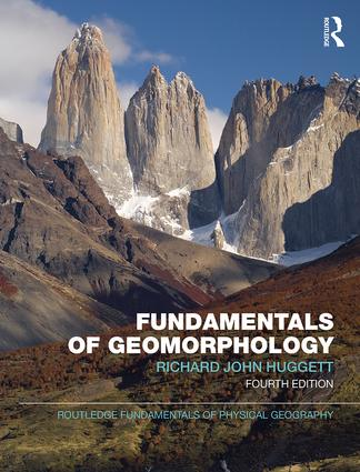 Fundamentals of Geomorphology book cover