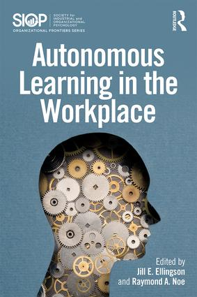 Autonomous Learning in the Workplace: 1st Edition (Paperback) book cover