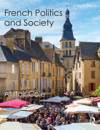 French Politics and Society book cover