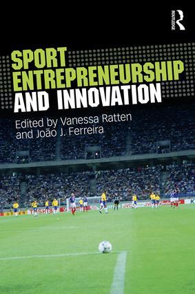 Sport Entrepreneurship and Innovation book cover