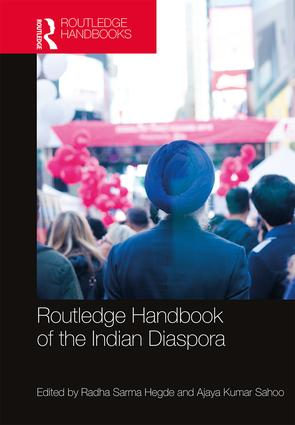 Routledge Handbook of the Indian Diaspora (Hardback) book cover