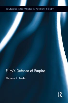 Pliny's Defense of Empire: 1st Edition (Paperback) book cover