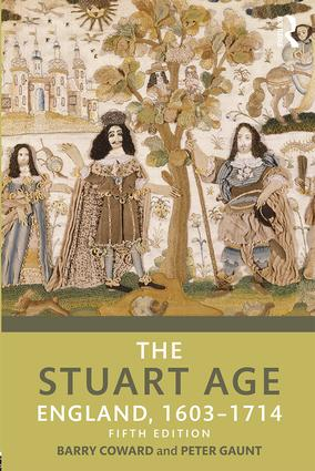 The Stuart Age: England, 1603–1714, 5th Edition (Paperback) book cover