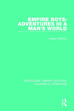 Empire Boys: Adventures in a Man's World: 1st Edition (Hardback) book cover