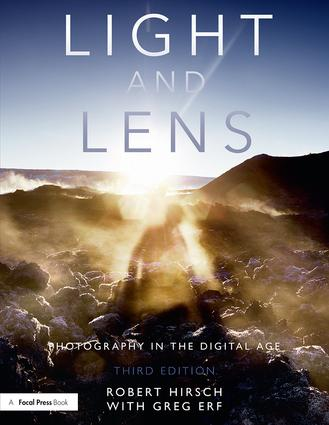Light and Lens: Photography in the Digital Age, 3rd Edition (Paperback) book cover