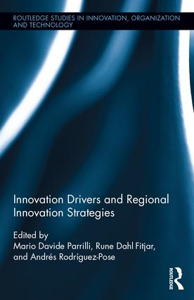 Innovation Drivers and Regional Innovation Strategies: 1st Edition (Hardback) book cover