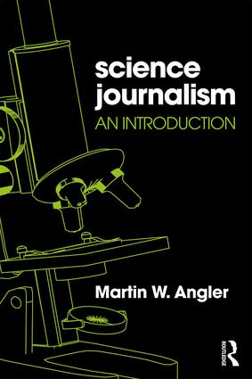 Science Journalism: An Introduction (Paperback) book cover