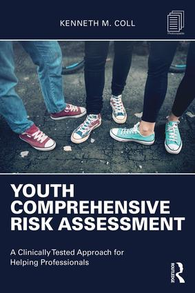 Youth Comprehensive Risk Assessment: A Clinically Tested Approach for Helping Professionals, 1st Edition (Paperback) book cover