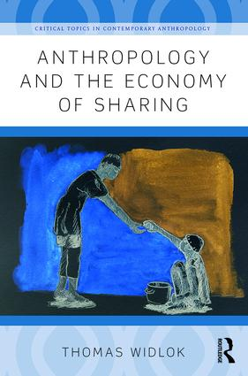 Anthropology and the Economy of Sharing (Paperback) book cover