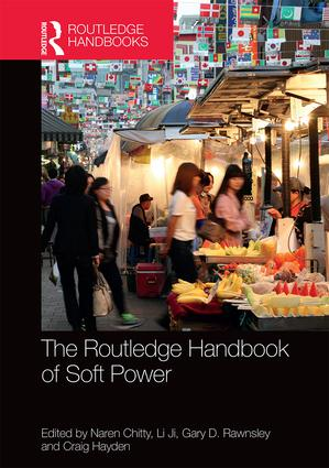 The Routledge Handbook of Soft Power book cover
