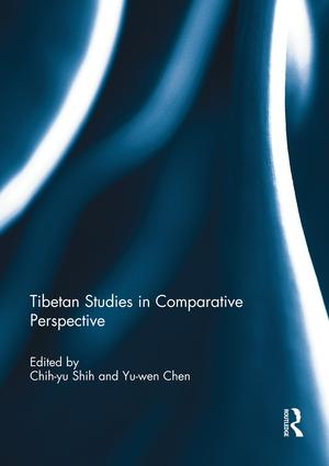 Tibetan Studies in Comparative Perspective book cover