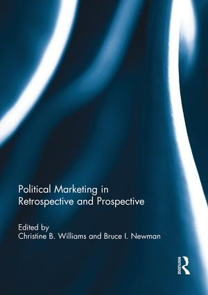 Political Marketing in Retrospective and Prospective book cover