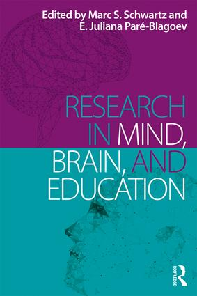 Research in Mind, Brain, and Education: 1st Edition (Paperback) book cover