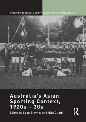 Australia's Asian Sporting Context, 1920s – 30s