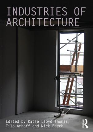 Industries of Architecture book cover