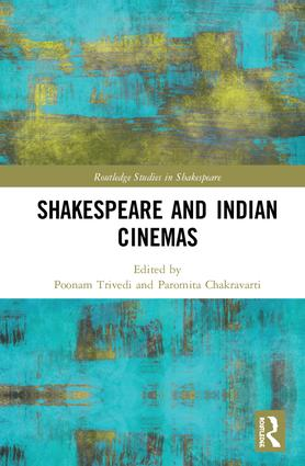 Shakespeare and Indian Cinemas book cover
