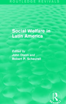 Social Welfare in Latin America