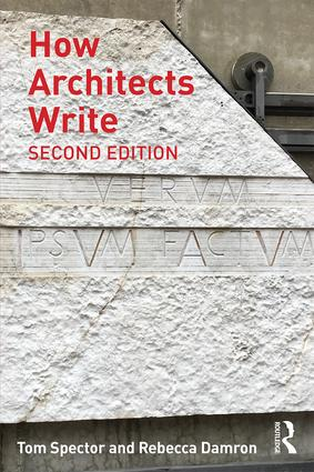 How Architects Write book cover