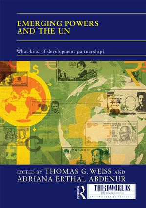 Emerging Powers and the UN: What Kind of Development Partnership? book cover