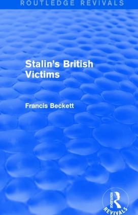 Stalin's British Victims