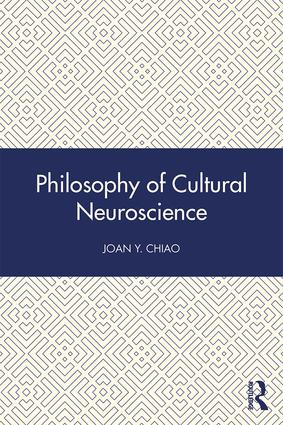 Philosophy of Cultural Neuroscience: 1st Edition (Paperback) book cover