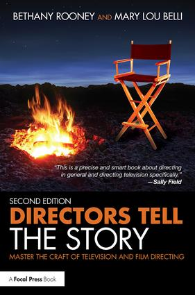 Directors Tell the Story: Master the Craft of Television and Film Directing book cover