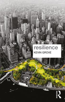 Resilience: 1st Edition (Paperback) book cover