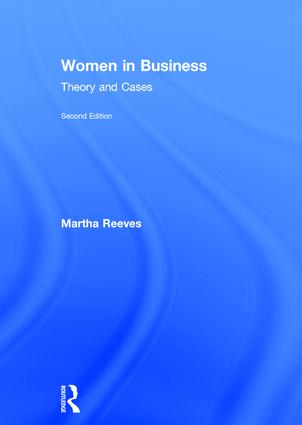 Women in Business: Theory and Cases book cover