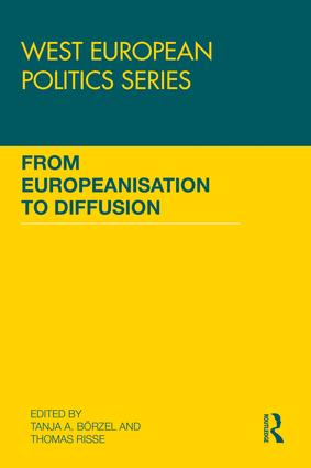 From Europeanisation to Diffusion: 1st Edition (Paperback) book cover
